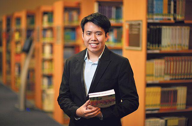 Ho Ren Hao Daniel