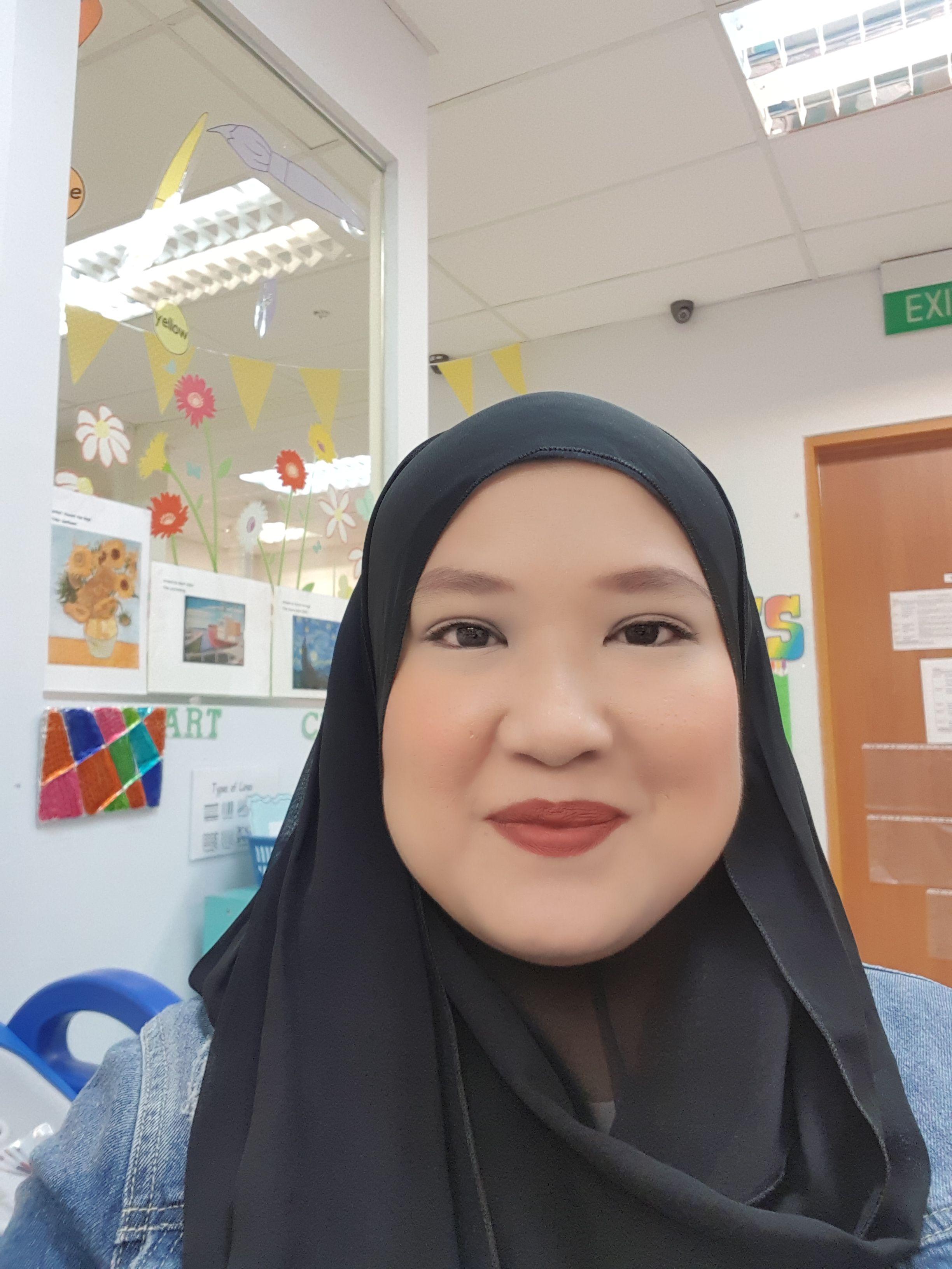 Nazahiyah Binte Abdul Wahid