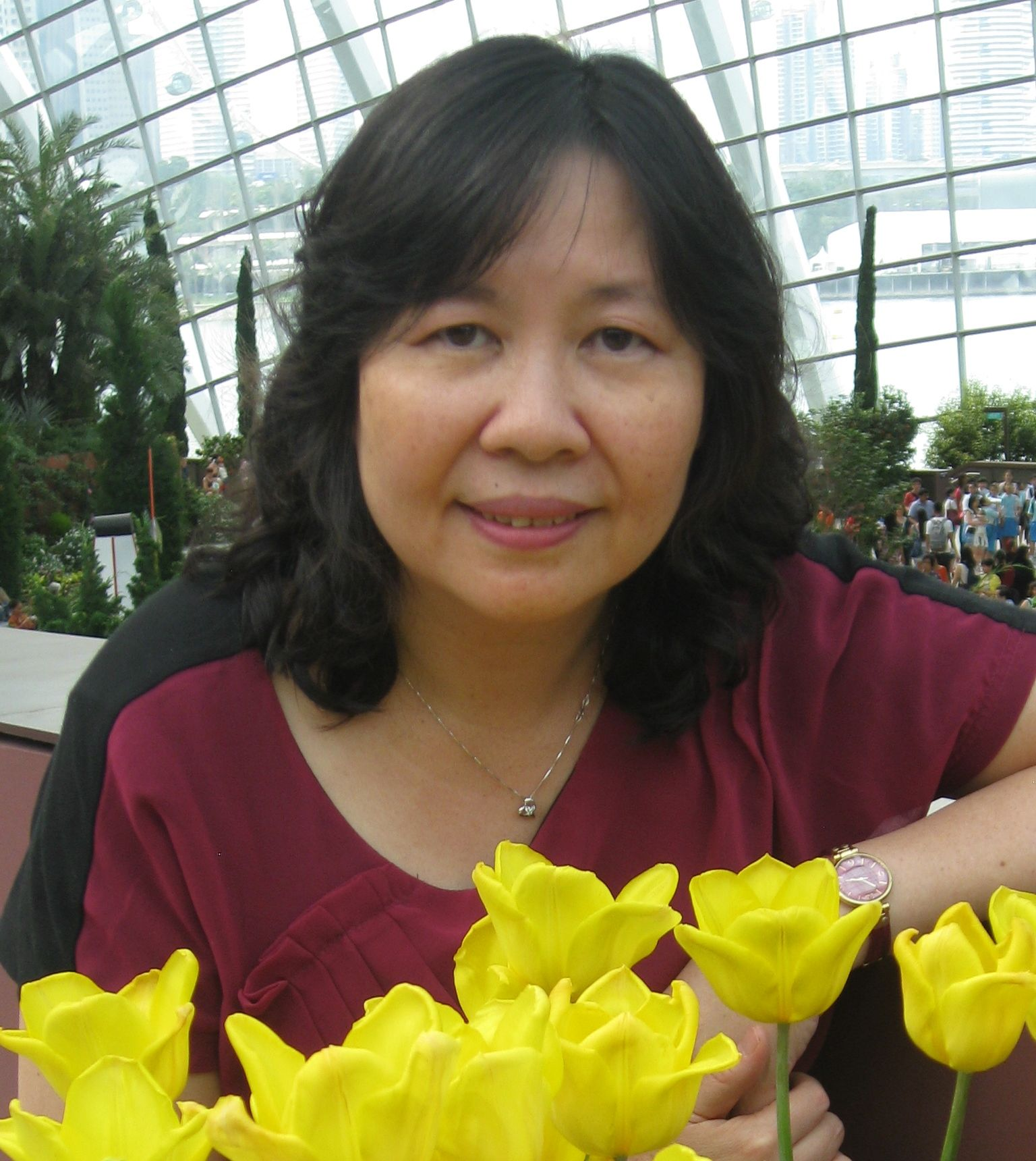 Mrs Serene Chang